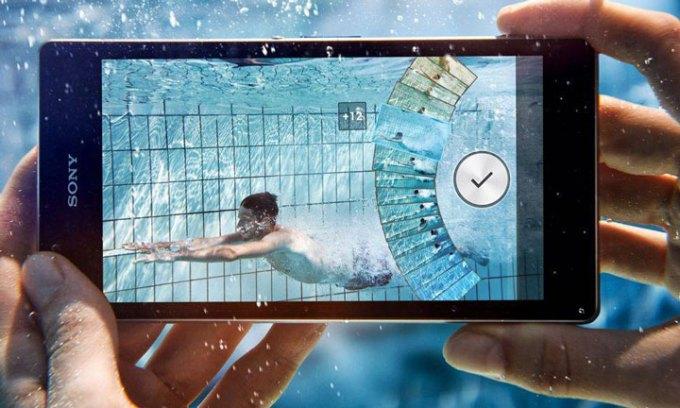 Wodoodporne smartfony (Japonia 85%)