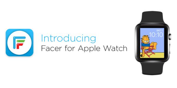 Facer – dostosuj ekran Apple Watcha