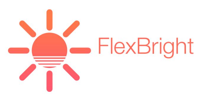 FlexBright logo (aplikacja iOS)