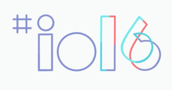 Aplikacja Google I/O 2016 na iPhone'a