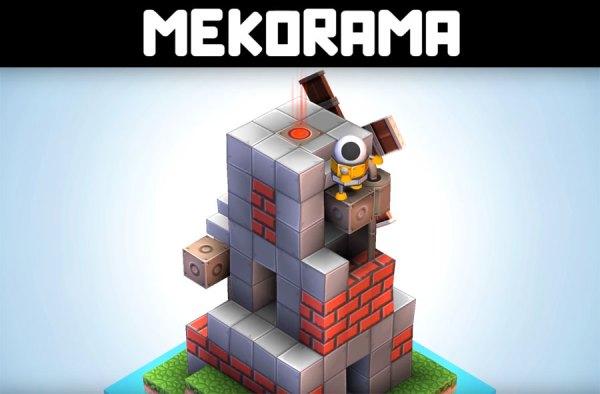 Mekorama nowa gra inspirowana Monument Valley