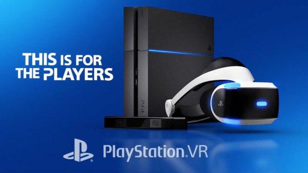 PlayStation VR już w październiku 2016 r.
