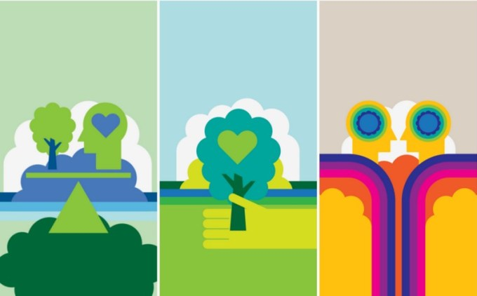 Ekologiczne tapety Apple Renew (Recycling)
