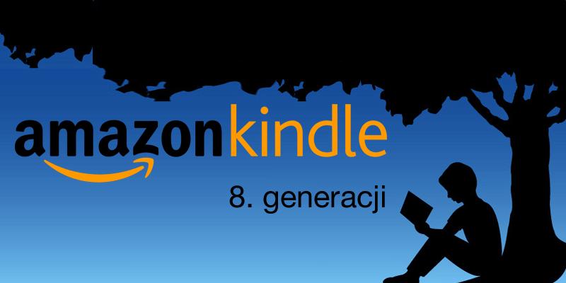 Amazon Kindle 8. generacji (kwiecień 2016)