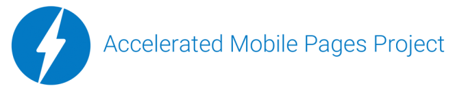 Accelerated Mobile Pages Project (AMP) logo