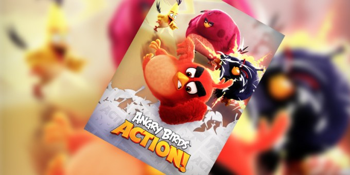 Angry Birds Action! na iOS i Android