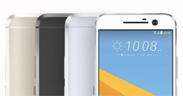 HTC 10 z aparatem 12 MP i głośnikami BoomSound