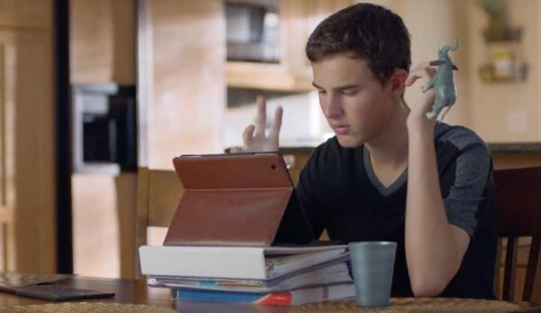 iPad ułatwia życie ludziom z autyzmem