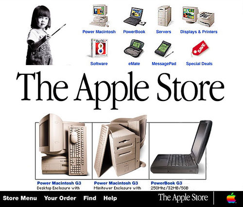 The Apple Store online