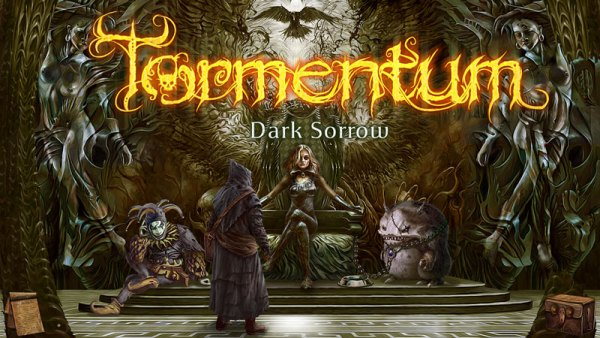 Gra Tormentum dostępna na iOS-a i Androida
