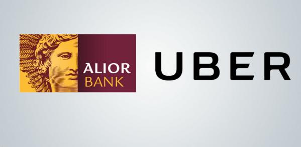 Uber i Alior Bank nawiązują współpracę