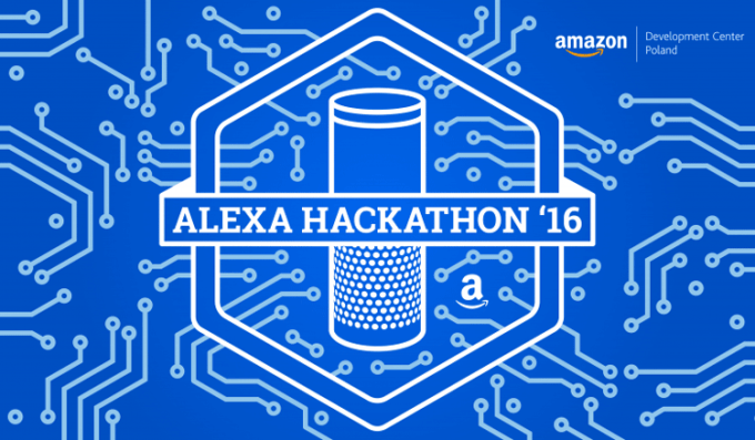 Amazon Alexa Hackathon 2016