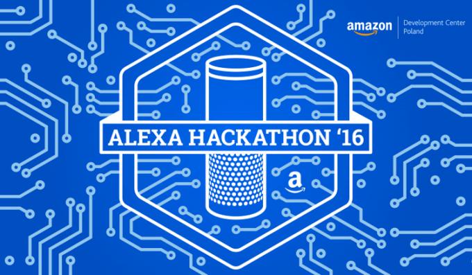 Amazon Alexa Hackathon 2016
