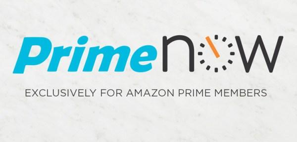 Usługa Amazon Prime Now ma nową stronę