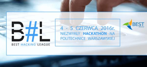 BEST Hacking League już 4 czerwca!