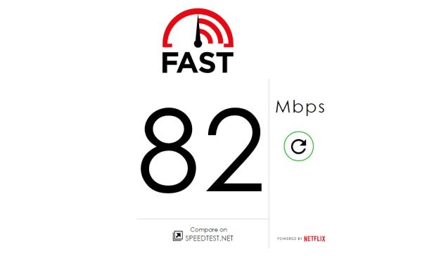 Nowy test prędkości internetu od Netflixa