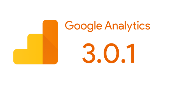 Aplikacja Google Analytics w wersji 3.0.1