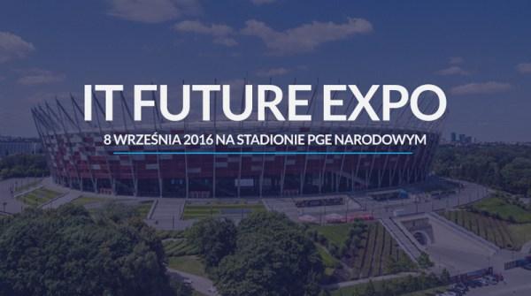 Wideorelacja z targów IT Future Expo 2016