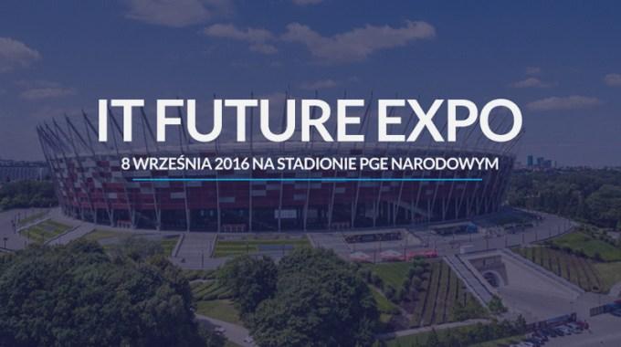 IV Targi Future Expo w Warszawie