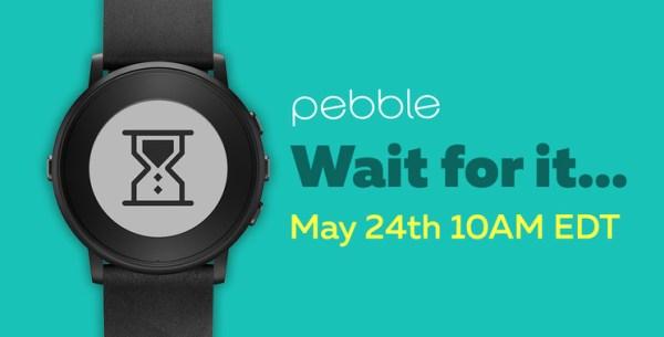Pebble pokaże jutro nowy produkt?