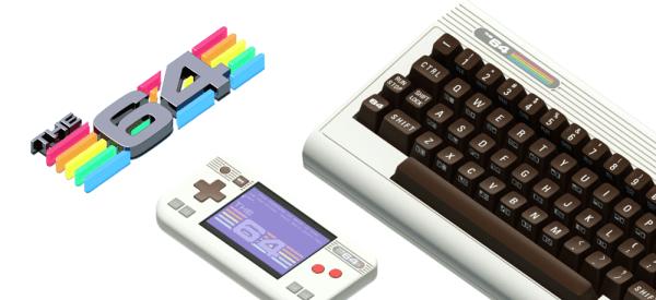 THE 64 – komputer i konsola dla wielbicieli retro