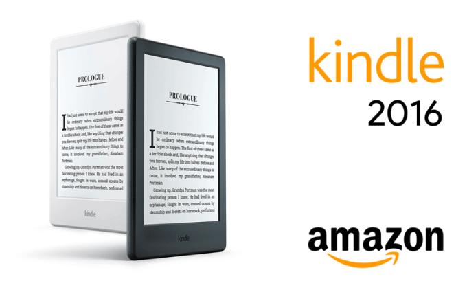 Dwa nowe czytniki Kindle 2016