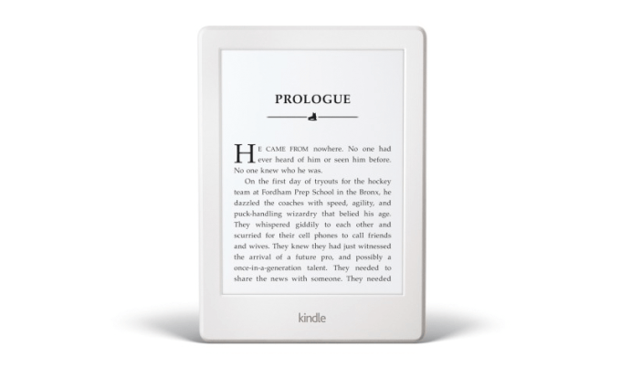 Amazon Kindle 2016 (biały)