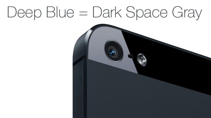 Deep Blue - nowa ciemna wersja iPhone'a 7
