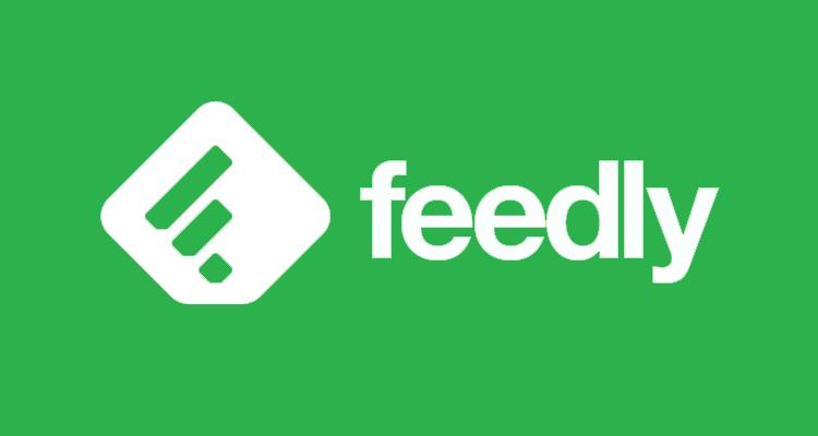 Feedly app - logo