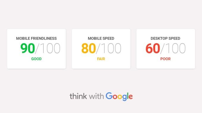 Narzędzie Google do testowania  stron mobilnych