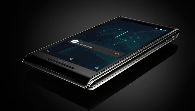 Solarin - smartfon z Androidem za 17 tys. dolarów