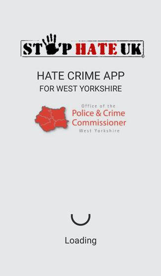 Stop Hat UK screen aplikacji