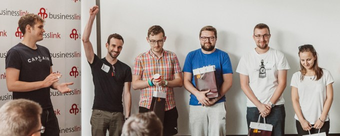 Zwycięzcy Alior Bank Hackathon (aplikacja ATMizer)