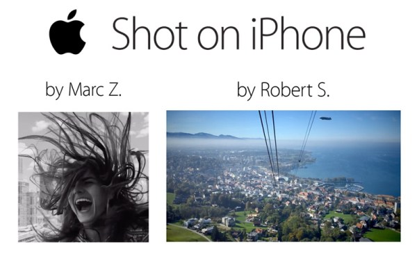 "Dwie nowe reklamy z serii ""Shot on iPhone"""