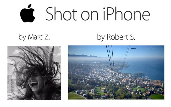 "Apple - kampania ""Shot on iPhone"" - lipiec 2016"