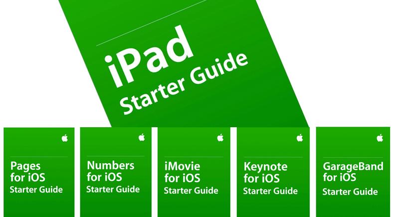 Education Starter Guide - Przewodniki dla początkujących na iPada