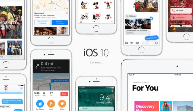 Polskie strony Apple - iOS 10, macOS Sierra, watchOS