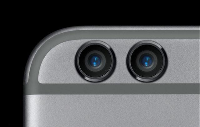 iPhone 7 - podwójny aparat