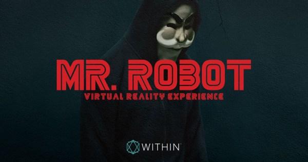 Mr. Robot w VR z okazji premiery drugiego sezonu