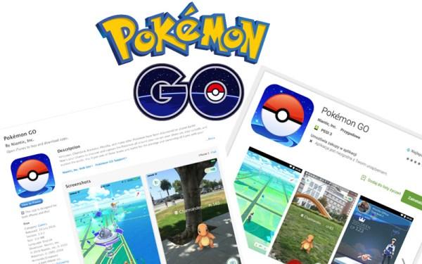 Pokemon GO jest już dostępny w Polsce!