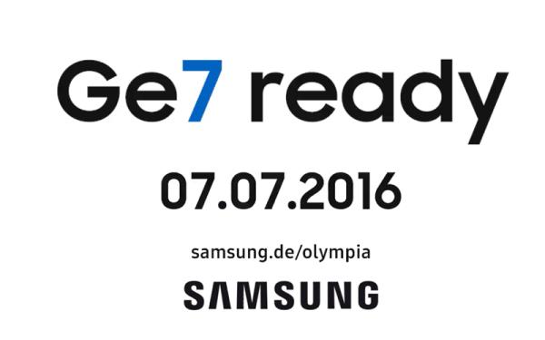Samsung zapowiada Galaxy S7 edge Olympia