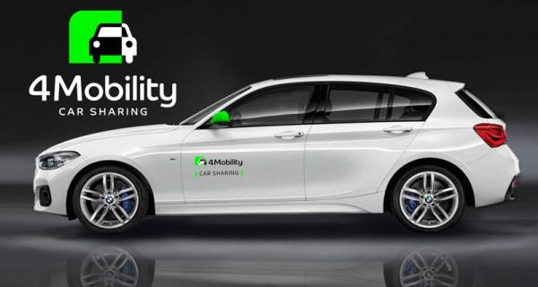 4Mobility – pierwsza usługa car sharingu w Polsce
