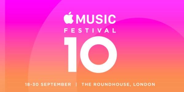 We wrześniu odbędzie się Apple Music Festival 2016 w Londynie