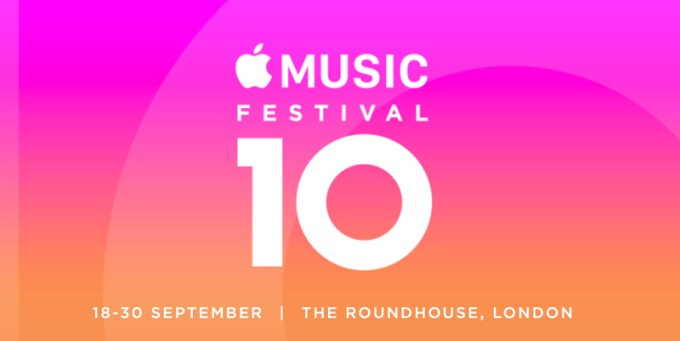 Apple Music Festival 2016 (#AMF10)