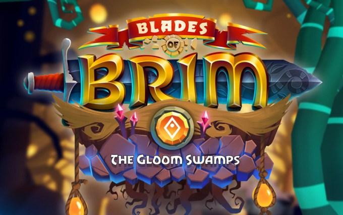 Blades of Brim - gra mobilna (The Gloom Swamps)