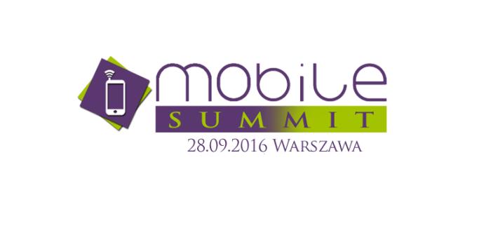 Konferencja Mobile Summit 2016 *28 września w Warszawie)