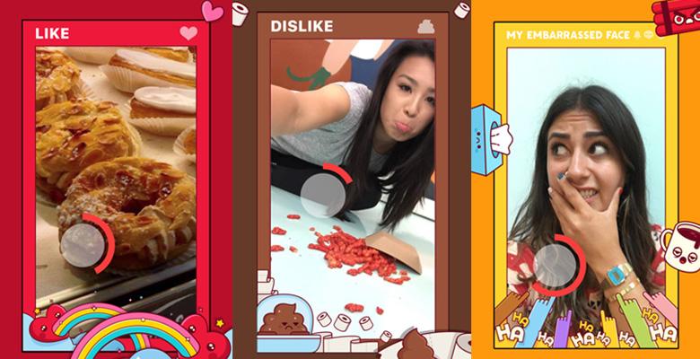 Lifestage Facebook social media mobile app