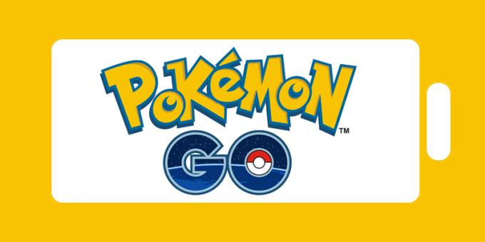 Jak oszczędzać baterię podczas gry w Pokemon GO?
