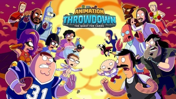 Animation Throwdown: TQFC – karcianka dla fanów seriali FOX