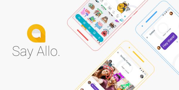 Google udostępnia komunikator mobilny Google Allo